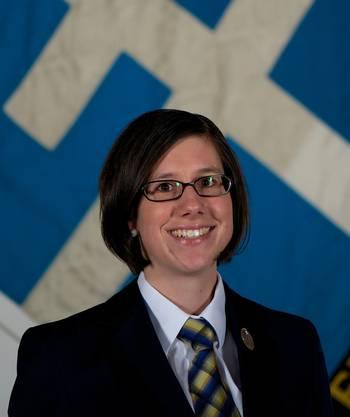 Die neue Präsidentin, Daniela Voser
