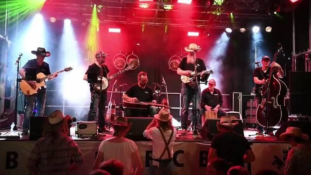 Auftritt von C.A.P. am Grenchner Fest
