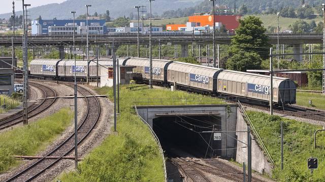Das Schweizer Schienennetz soll dem EU-Standart angepasst werden (Symbolbild)