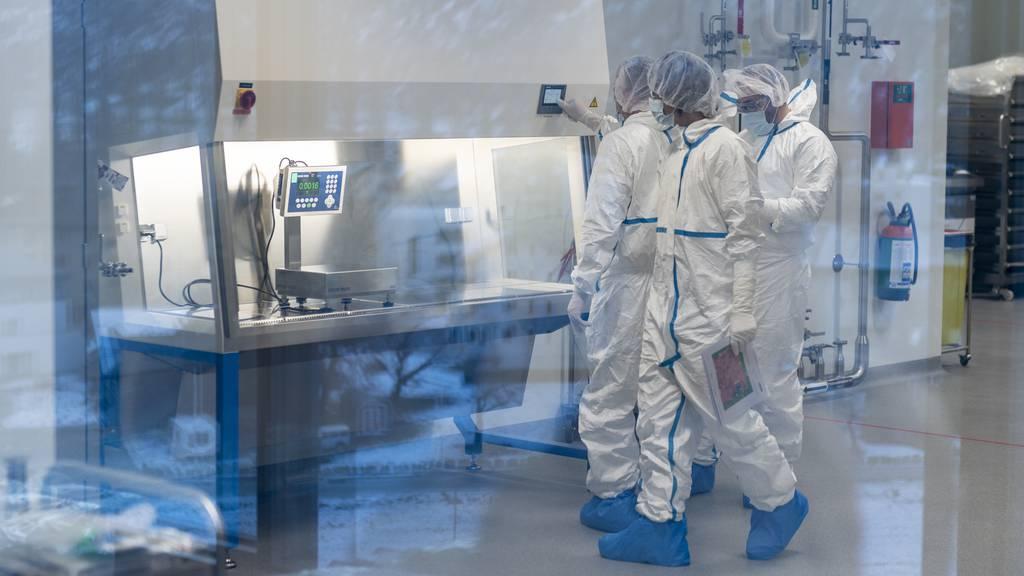 Kanton Zug soll eigene Impfstoff-Produktion erhalten