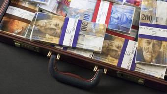 Kaum zu glauben: Wegen Steuerbetrug haben 40'000 Personen in der Schweiz ihr Vermögen freiwillig offengelebt. (Symbolbild)