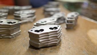 Die Solothurner Metallindustrie expandierte diesen Monat um 11.5%. (Symbolbild)