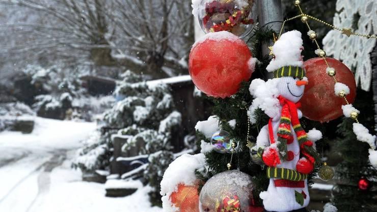 Wie jedes Jahr gibt es Ärger rund um Weihnachten.