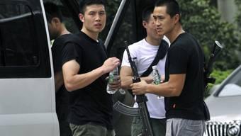Polizei in China nimmt Amokläufer fest (Symbolbild)