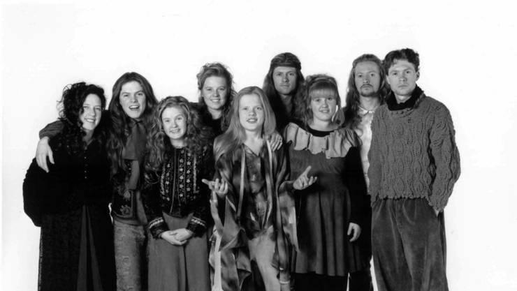 """Gehen wieder gemeinsam auf Tournee: Die Anfang der 70er Jahre aus den USA in Europa eingewanderte """"Kelly Family"""". (Archivbild)"""