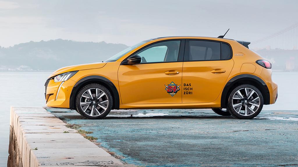 Lease deinen «Peugeot 208» ab nur 124.- Franken pro Monat!