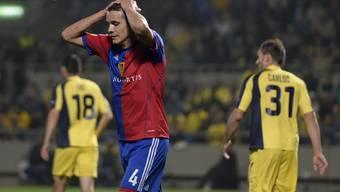 Wie oft werden wir Philipp Degen noch im Trikot des FC Basel sehen?
