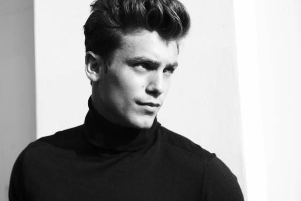 Cool, smart und gutaussehend: Bastian Baker aus Lausanne