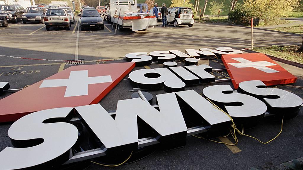 Ex-Verantwortliche der Swissair zahlen in Einigung 2,75 Millionen