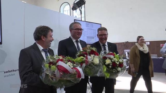 Zusammenfassung Solothurner Wahlen