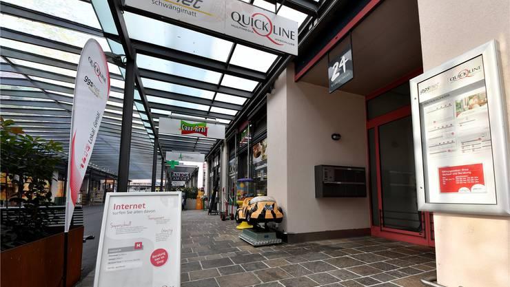 An die ggs Netz AG, hier der Hauptsitz in Oensingen, soll das Kestenholzer Kabelnetz gehen.