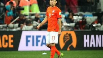 Arjen Robben ist neuer Captain der Oranje.