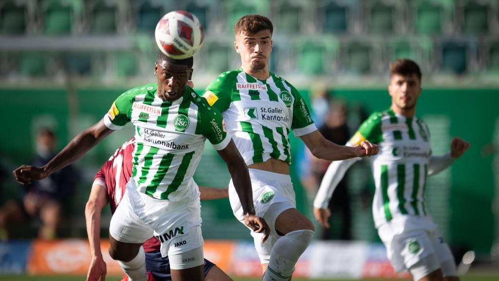 Der FC St.Gallen hat kein Stürmerproblem