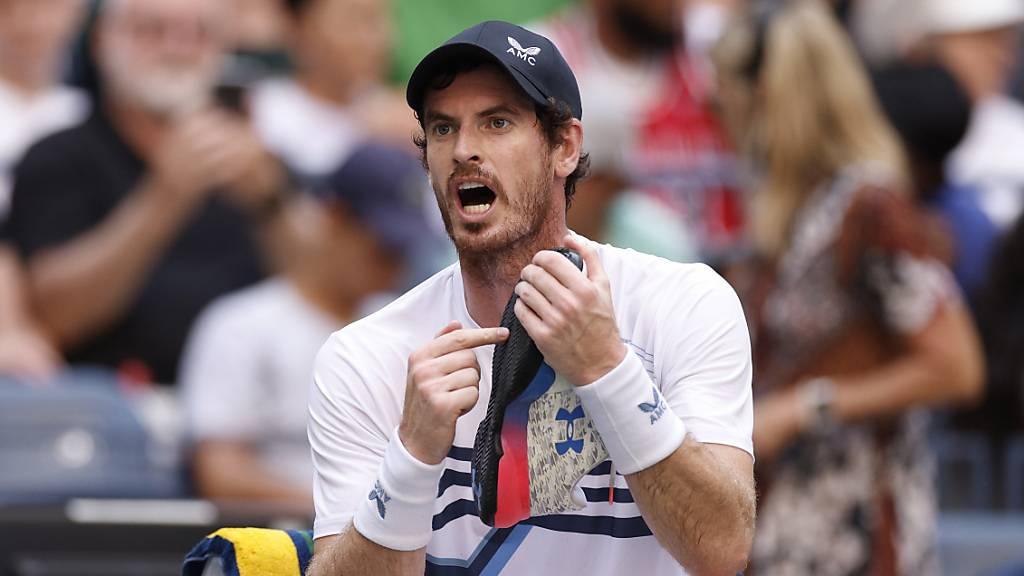 Murray verliert nach knapp fünf Stunden gegen Tsitsipas