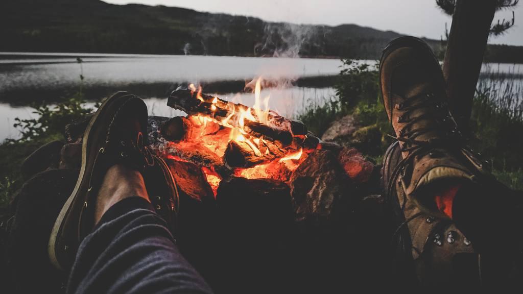 Im Sarganserland darf im Wald kein Feuer mehr gemacht werden