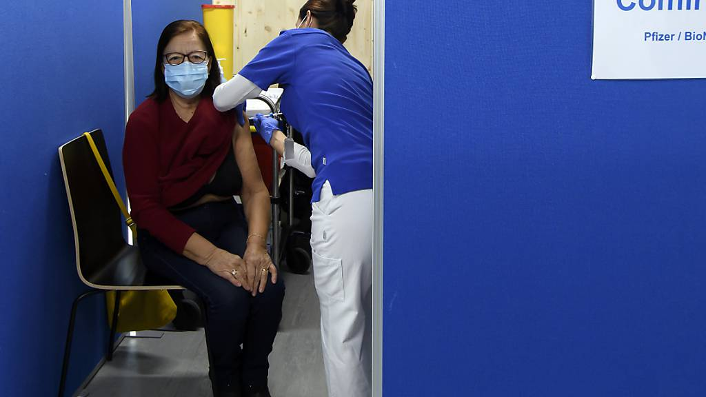 30'000 St.Gallerinnen und St.Galler wollen sich impfen lassen