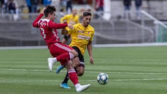 FC Baden – SC Goldau, 29.08.2020