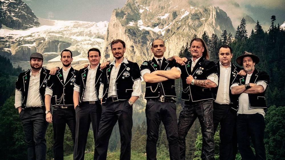 «Heimweh» auf «Vom Gipfel is Tal» Tour