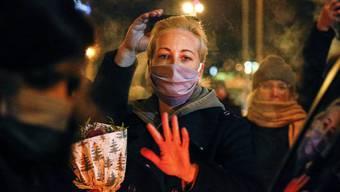 Julia Nawalny kehrte mit ihrem Ehemann nach Russland zurück – trotz drohender Verhaftung.