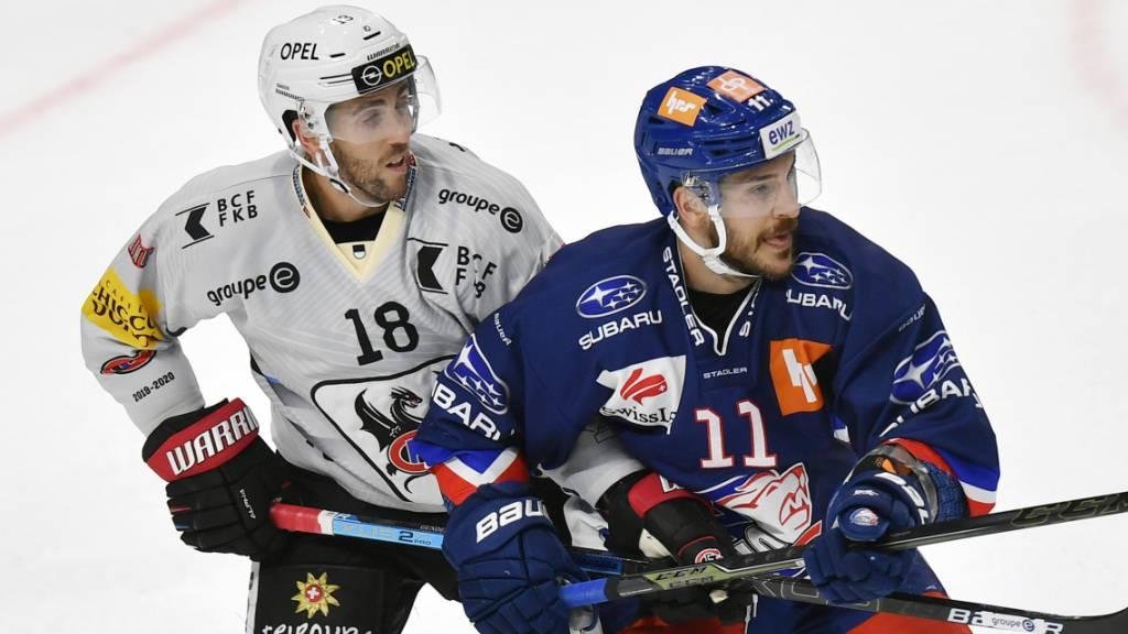 Fribourg verliert auch bei den Lions