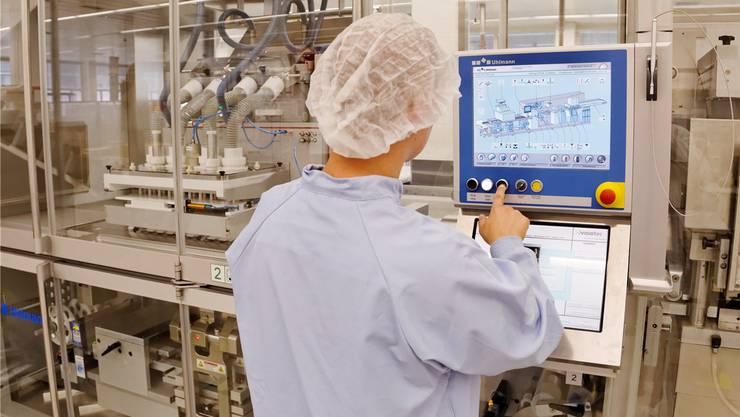 Die Pharmabranche ist der grösste Wachstumstreiber der Nordwestschweizer Wirtschaft.