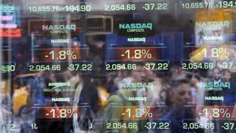 Als Folge der Finanzkrise kämpfen regionale US-Banken mit faulen Krediten (Symbolbild)
