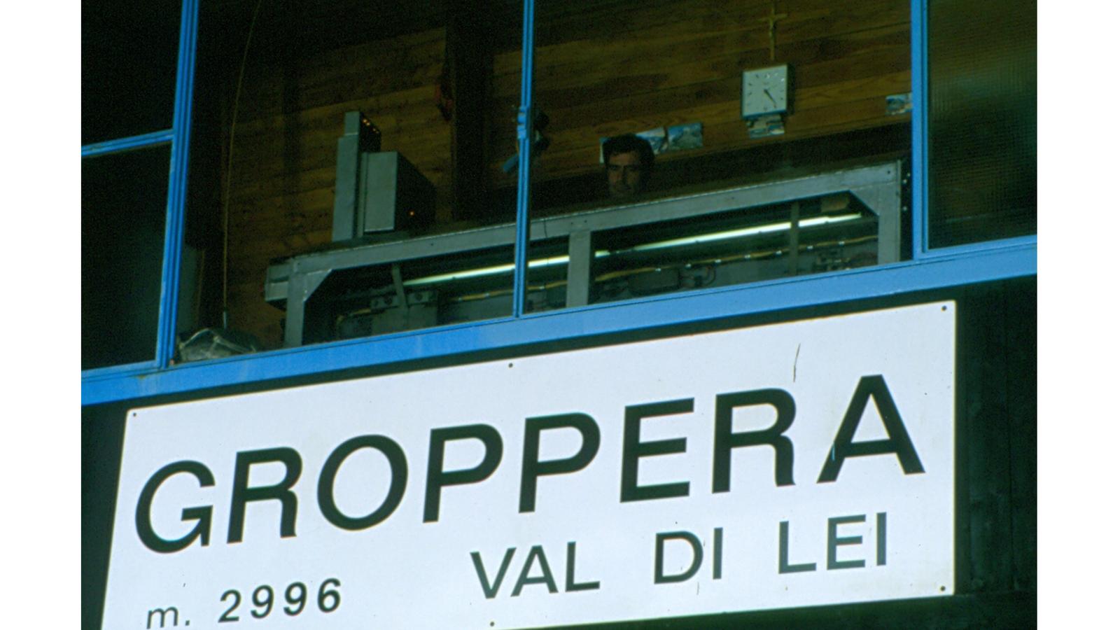 Studio Cernobbio, Pizzo Groppera (© zVg)