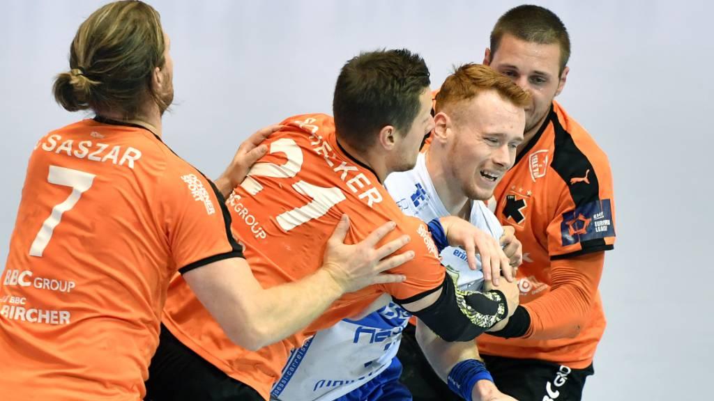 Endstation Halbfinal: Saison des HC Kriens-Luzern ist vorbei