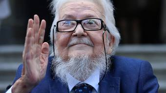 Der mexikanische Schriftsteller Fernando del Paso ist im Alter von 83 Jahren gestorben. Del Paso hatte 2015 den Cervantes-Preis gewonnen. (Archiv)