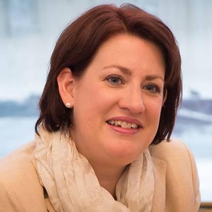 Karin Jung, Chefin des Amts für Wirtschaft und Arbeit des Kantons St.Gallen.