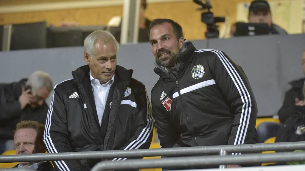 FCL verzichtet künftig auf Sportchef