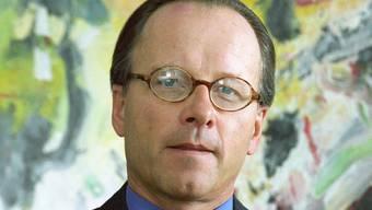 Stephan Schmidheiny im Jahr 1997 (Archiv)