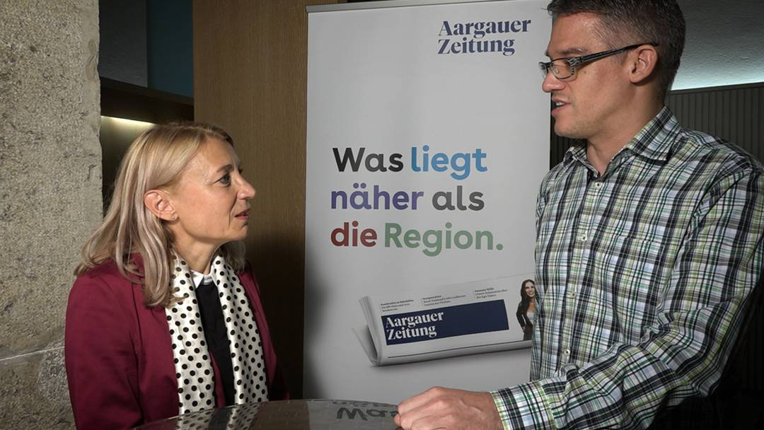 """Regierungsratswahl: """"Yvonne Feri, trauen Sie sich einen Sieg im Duell gegen SVP-Gallati zu?"""""""