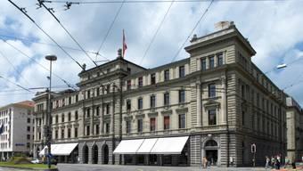 Das Schweizer Bundesgericht in Luzern hat die Beschwerde des ehemaligen Amtschefs abgewiesen (Archiv).