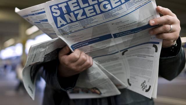 Während die Arbeitslosenquote trotz leicht mehr Arbeitslosen landesweit bei 2,8 Prozent verharrte, stieg sie in Basel-Stadt von 3,4 auf 3,5 Prozent. (Symbolbild)