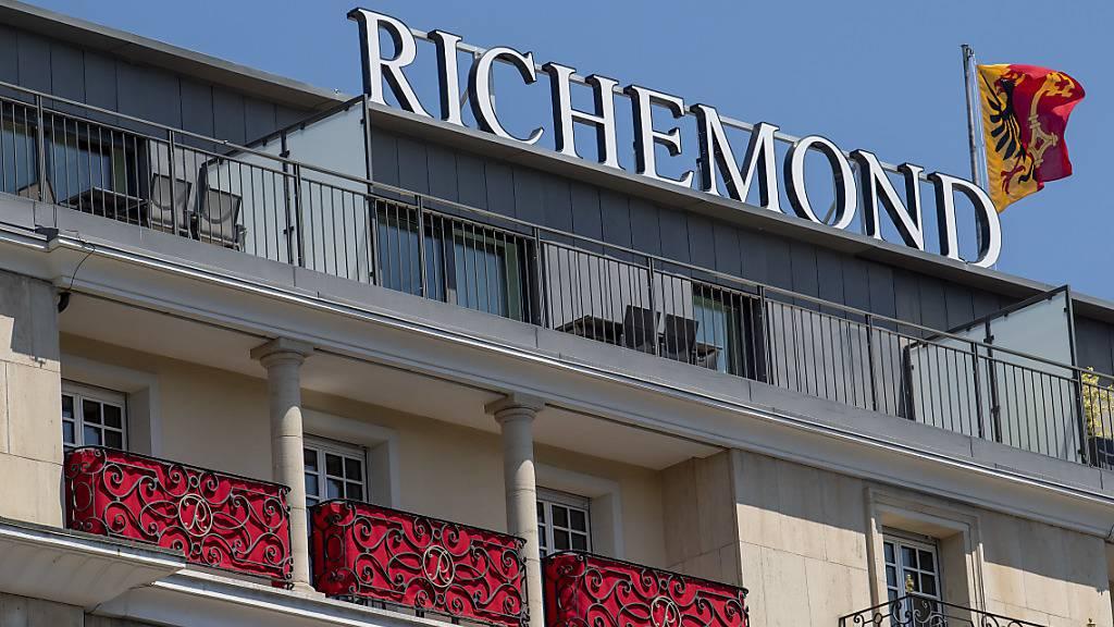 Das Le Richemond in Genf wird wegen der Corona-Krise Ende August seine Pforten schliessen. Wann das Luxushotel wieder öffnet, weiss die Hoteldirektion noch nicht. (Archivbild)