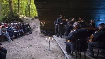 Argovia Philharmonic «Mozart im Wald»