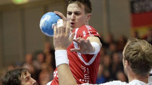 Roman Sidorowicz mit neun Treffern erfolgreichster Pfadi-Skorer