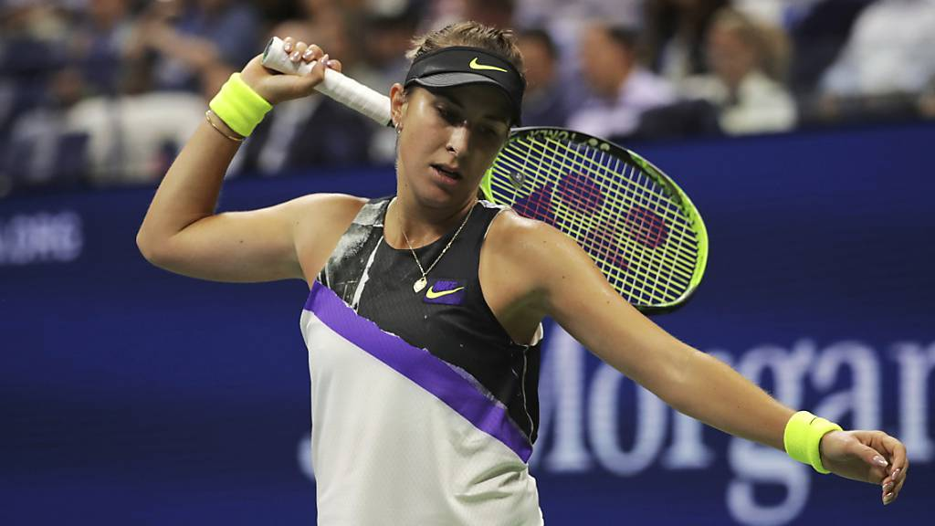 Viel Frust für Belinda Bencic am WTA-Turnier in Wuhan