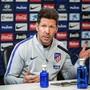 Diego Simeone und Atlético Madrid träumen von der Final-Teilnahme im eigenen Stadion