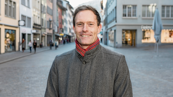 Stefan Kunz, Geschäftsführer des Schweizer Heimatschutzes.