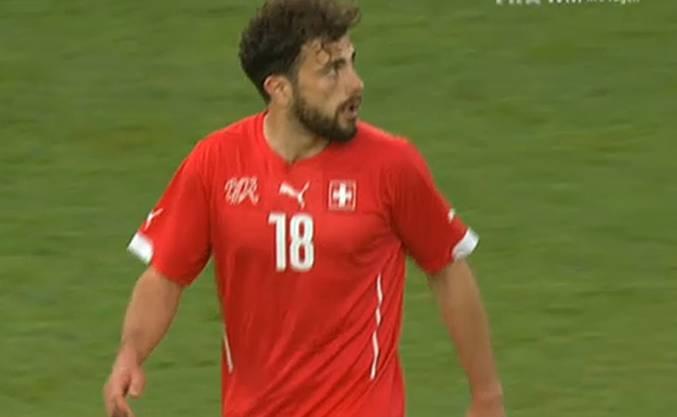 Mehmedi läuft für Shaqiri auf.