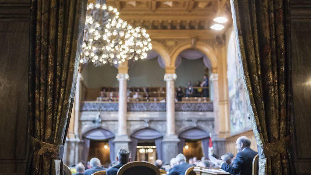 Die Luzerner Grünen wollen den Schritt in den Ständerat schaffen. (Archivbild)