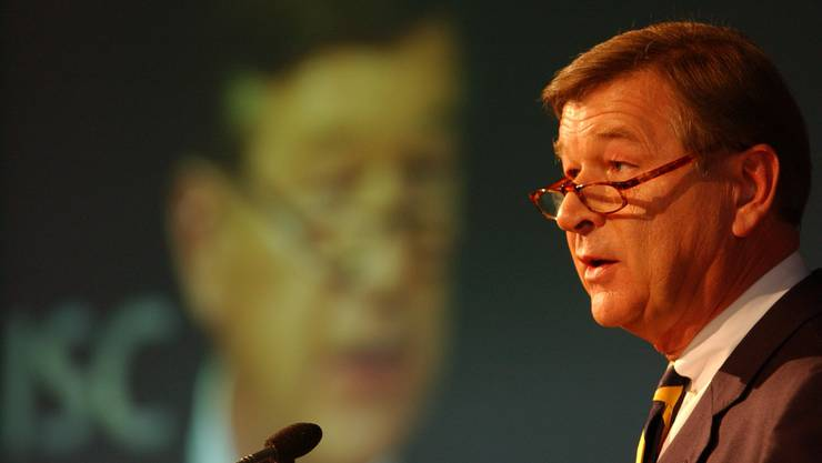Der ehemalige Chef der UBS Marcel Ospel ist am Sonntag 70-jährig gestorben.