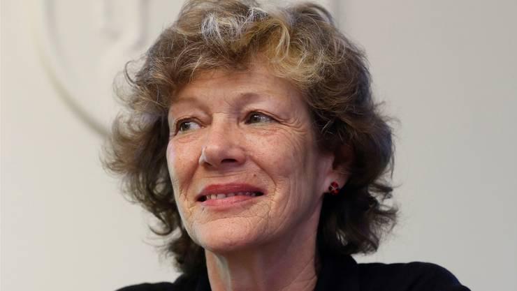 Marguerite Misteli prägte vier Jahrzehnte Solothurner Politik mit. 2013 eröffnete sie als Alterspräsidentin im Kantonsrat die neue Legislatur.