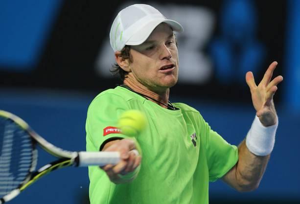 Nicht weniger als eine Stunde brauchte die Weltnummer 6, um im ersten Duell mit dem 26-jährigen Kavcic (ATP 99) die ersten beiden Sätze zu gewinnen.