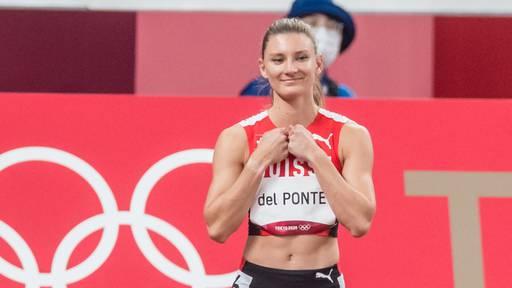 5. und 6. Platz für Del Ponte und Kambundji im 100-m-Final