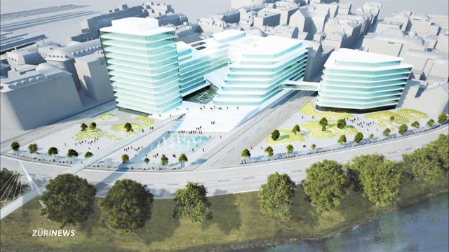 Carparkplatz soll zum Kongresszentrum umfuntioniert werden