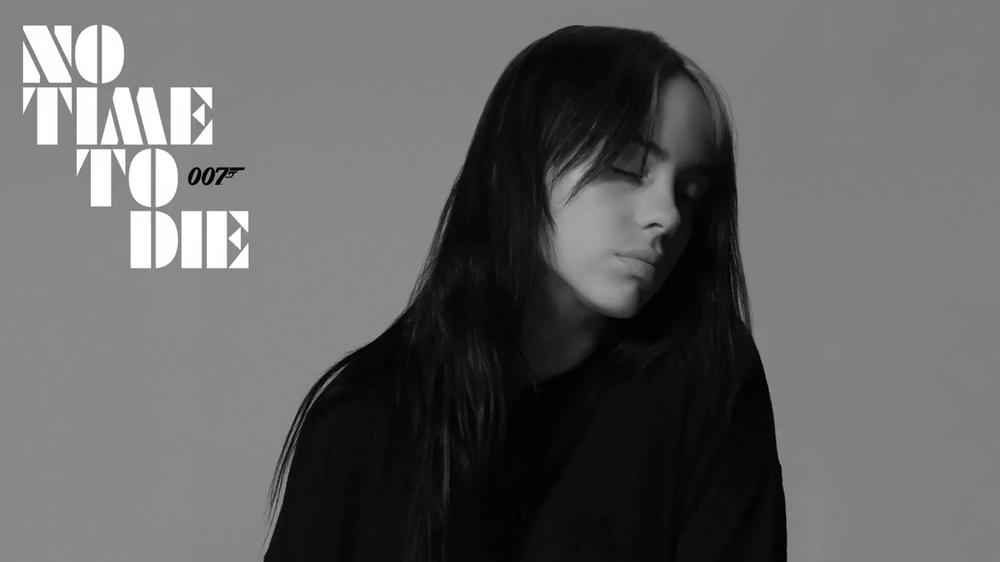 Billie Eilish veröffentlicht den neusten Bond-Song