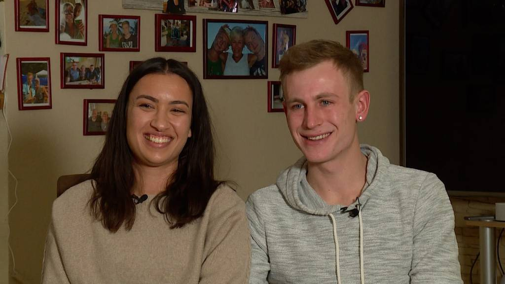 Tanja & Colin erzählen ihre Liebesgeschichte